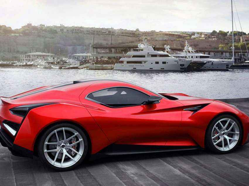 Ferrari përgatit supersportiven e re: Icona Ferrari