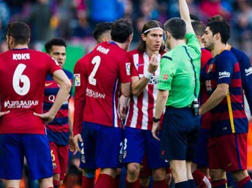 PSG synon yllin e Atletico Madridit