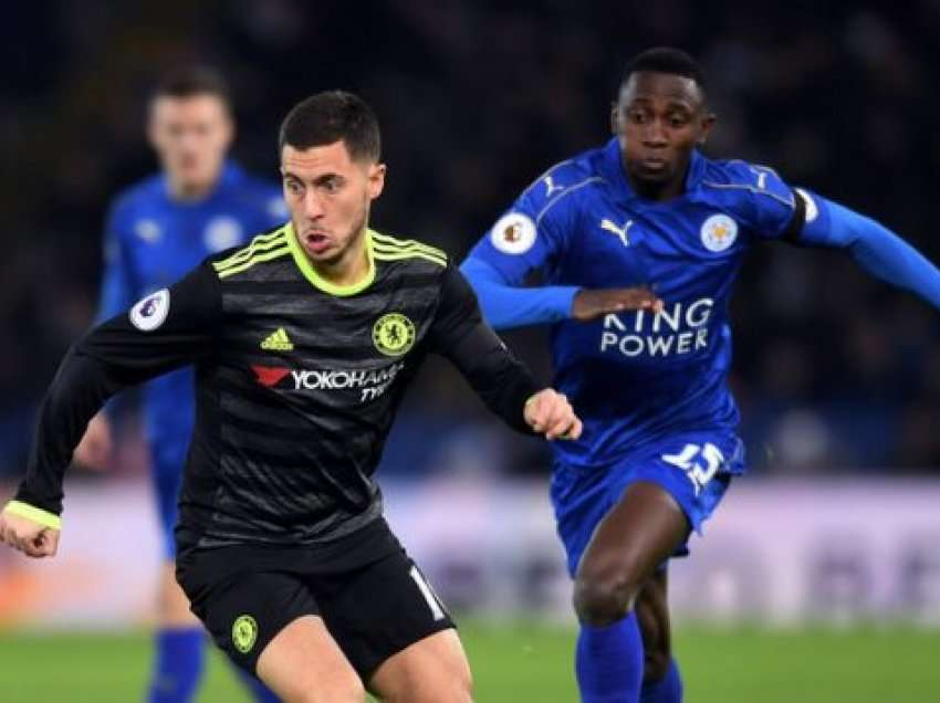 Formacionet zyrtare: Chelsea – Leicester City