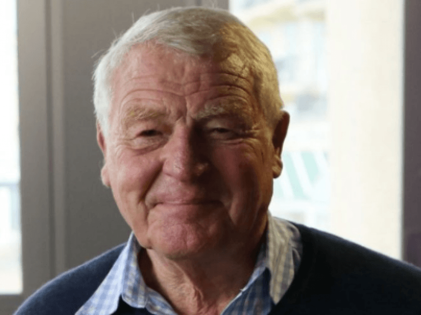 Vdes Paddy Ashdown