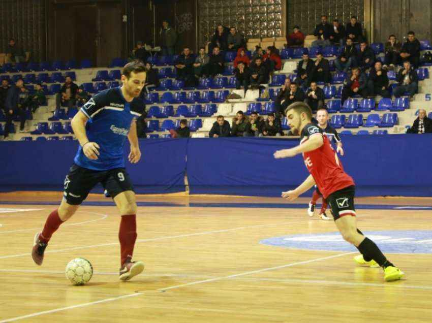 Feniks - Liburn, finalja e play-off-it në Superligë