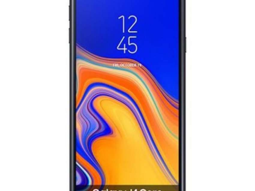 Samsung lanson Galaxy J4 Core me Android GO