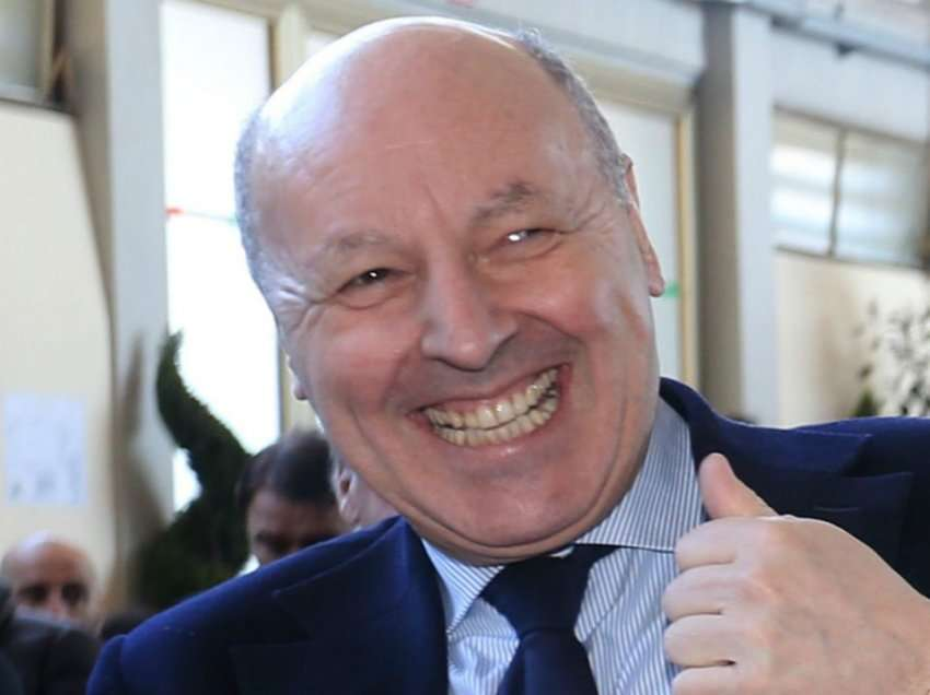 Marotta do objektivin e Juventus-it tek Inter-i