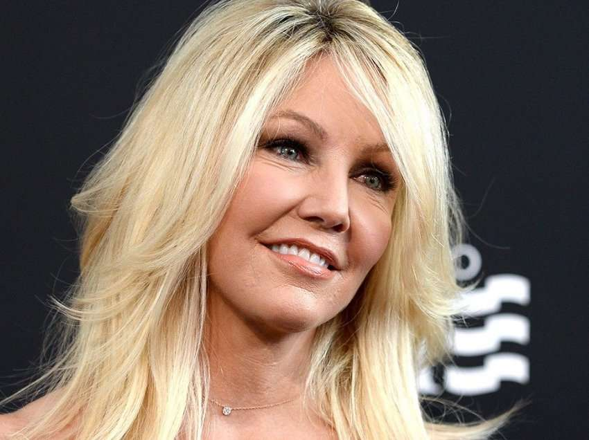 Heather Locklear vendoset në spital psikiatrik