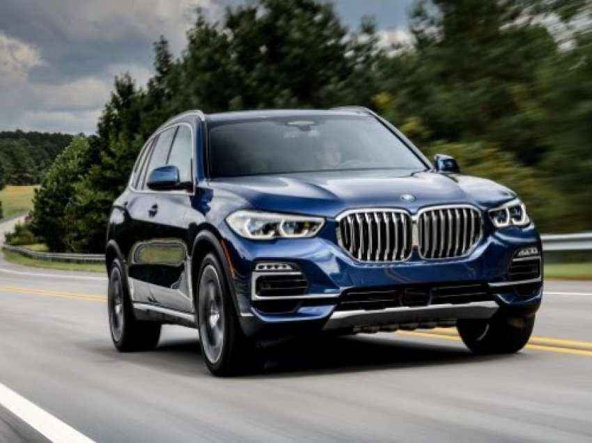 Njihuni me BMW X5 e re