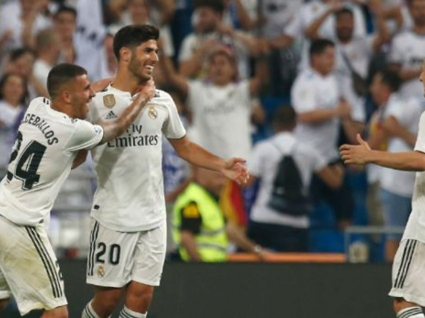 Asensio ia dhuron tre pikë Real Madridit