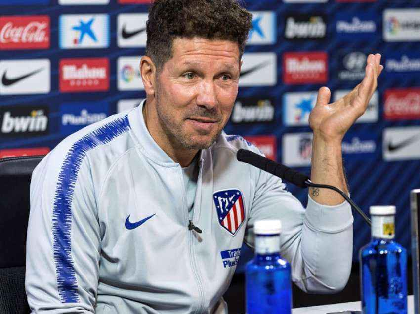 Simeone mbron VAR-in