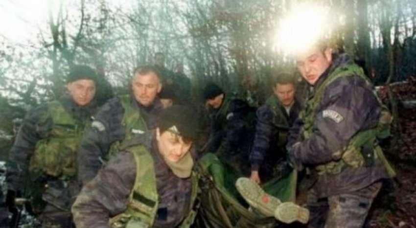 Serbia pretendon t'i kërkojë ushtarët e zhdukur të tyre në territor të Koshares