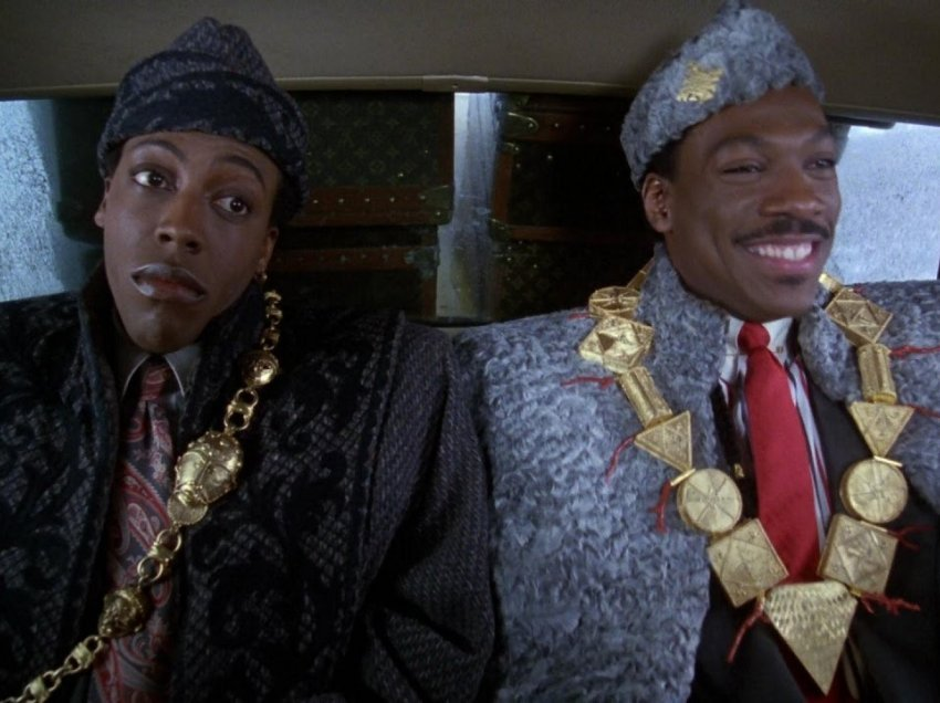 "Eddie Murphy me dy role në ""Coming to America 2"""