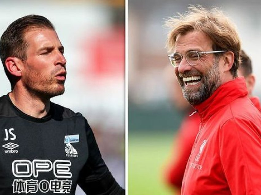 Liverpool-Huddersfield, formacionet zyrtare