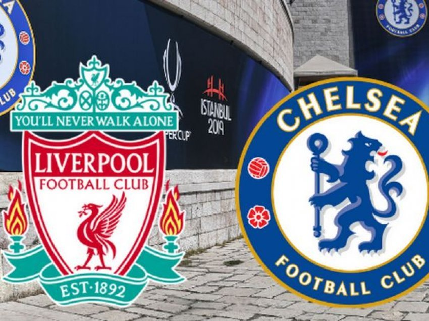 Formacionet zyrtare: Liverpool – Chelsea