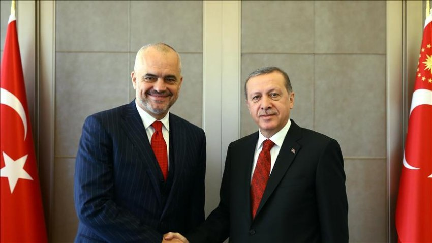 Takohen Rama dhe Erdogan - Bota Sot