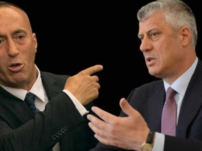 Kosovo's PM: Thaci held a two-hours meeting with Radoicic in his office