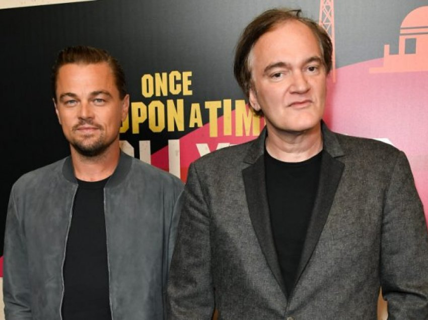 "Publikohet traileri i filmit ""Once Upon a Time in Hollywood"""
