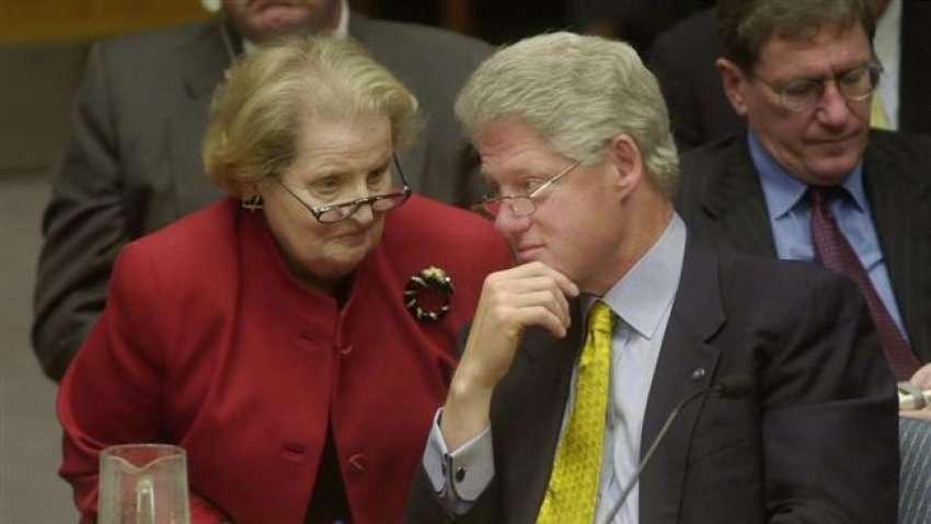 Bill Clinton dhe Madeleine Albright vizitojnë Kosovën në 20 vjetorin e çlirimit të saj