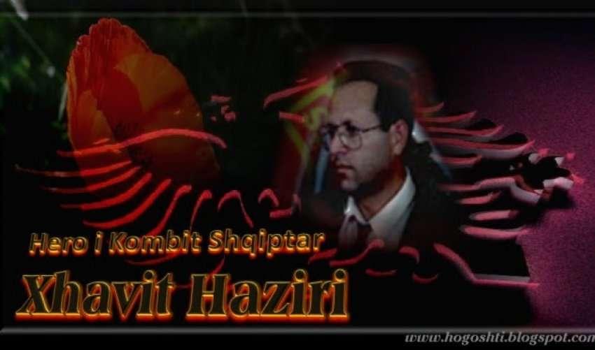 Bildergebnis für XHAVIT HAZIRI