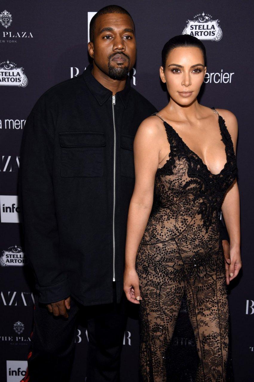 Përkundër të gjitha përpjekjeve, Kanye dhe Kim po ballafaqohen me të  vërtetën e hidhur - Bota Sot