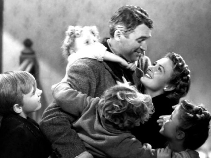 'It's a Wonderful Life', filmi më emocionues i Krishtlindjes
