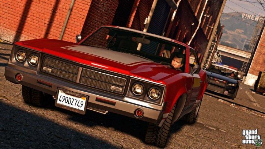 """""""GTA V"""" vjen në PlayStation 5 në vitin 2021"""