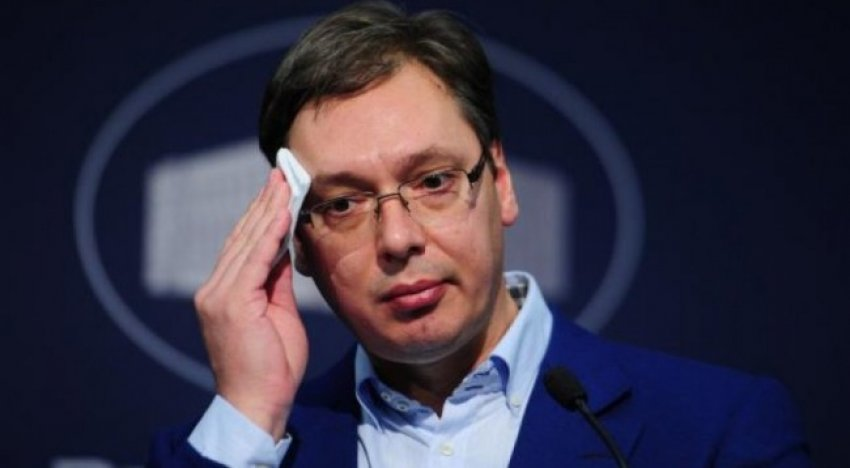 Vuçiq e pranon se Gjermania dhe ShBA janë në anën e Prishtinës – por nuk pret presione për bisedime në të ardhmen e Serbisë