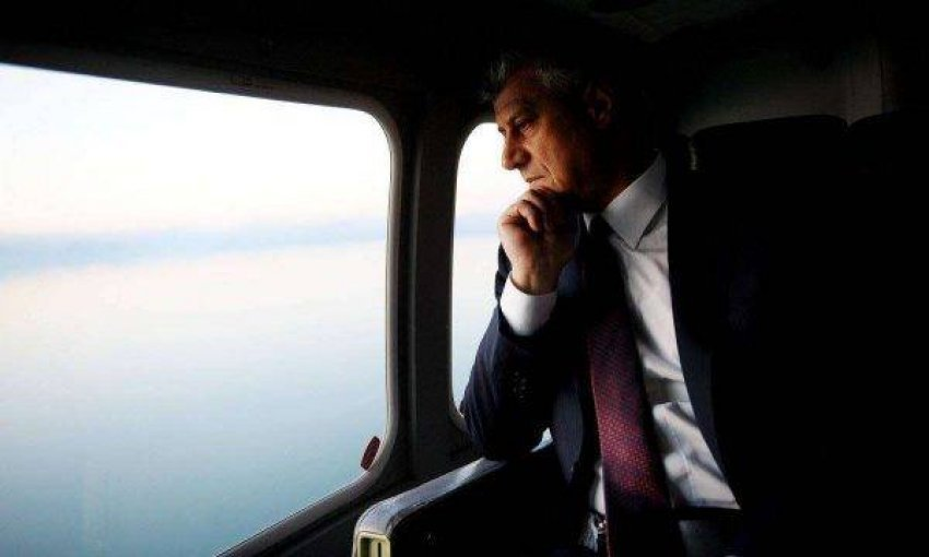 """""""Hashim Thaçi do të arrestohet në SHBA, nuk kthehet më në Kosovë"""""""