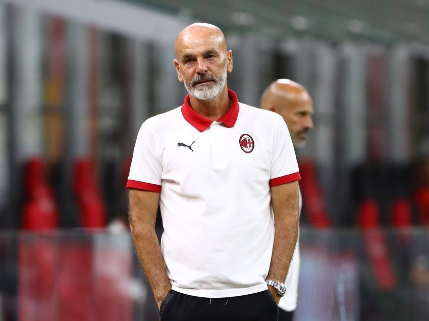 Pioli: Ky Milan ka indentitet