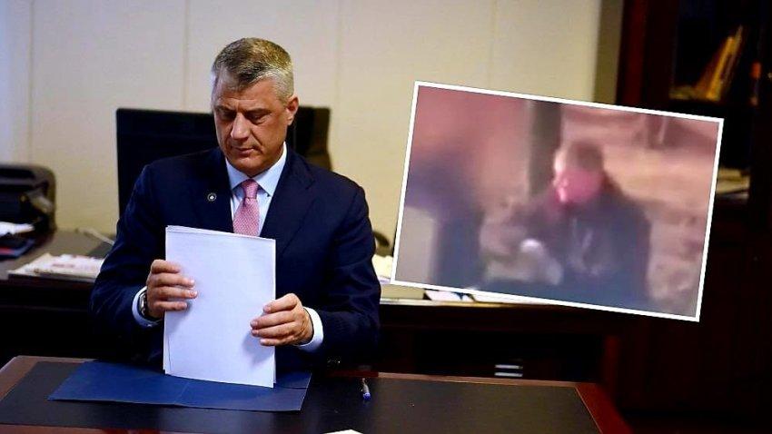 Agjenti i BIA-s serbe, këshilltar i Thaçit i arrestuar në Çagllavicë që dha mijëra euro për dëshmitë kundër UÇK-së
