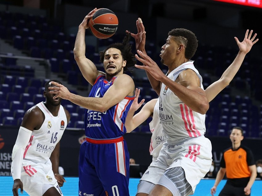 Euroleague, rrezikon Real Madrid