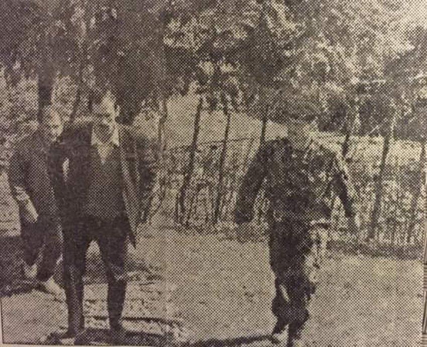 Gazetari Shahu publikon një foto të rrallë të kolonel Ahmet Krasniqit