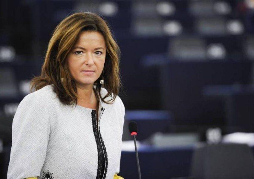 Reagon Tanja Fajon pas publikimit të dokumentit për ndryshimin e kufijve në Ballkan