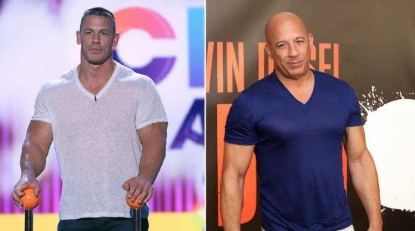 """John Cena, vëllai i Dieselit """"i dërguar prej Walkerit"""" në filmin e ri """"F&F9"""""""