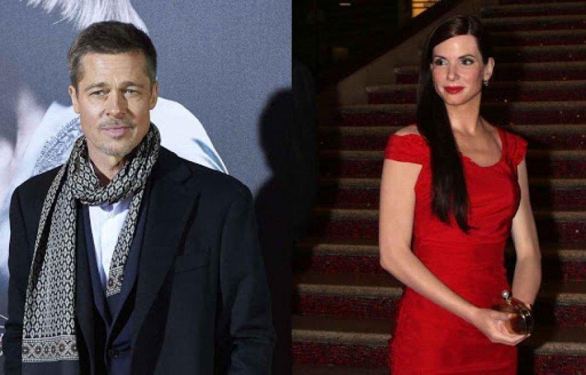 Pitt dhe Bullock paraqiten në filmat e njëri-tjetrit
