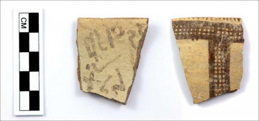 shkrimi-me-i-vjeter-i-gjetur-ne-izrael-identifikohet-ne-copen-antike-te-qeramikes