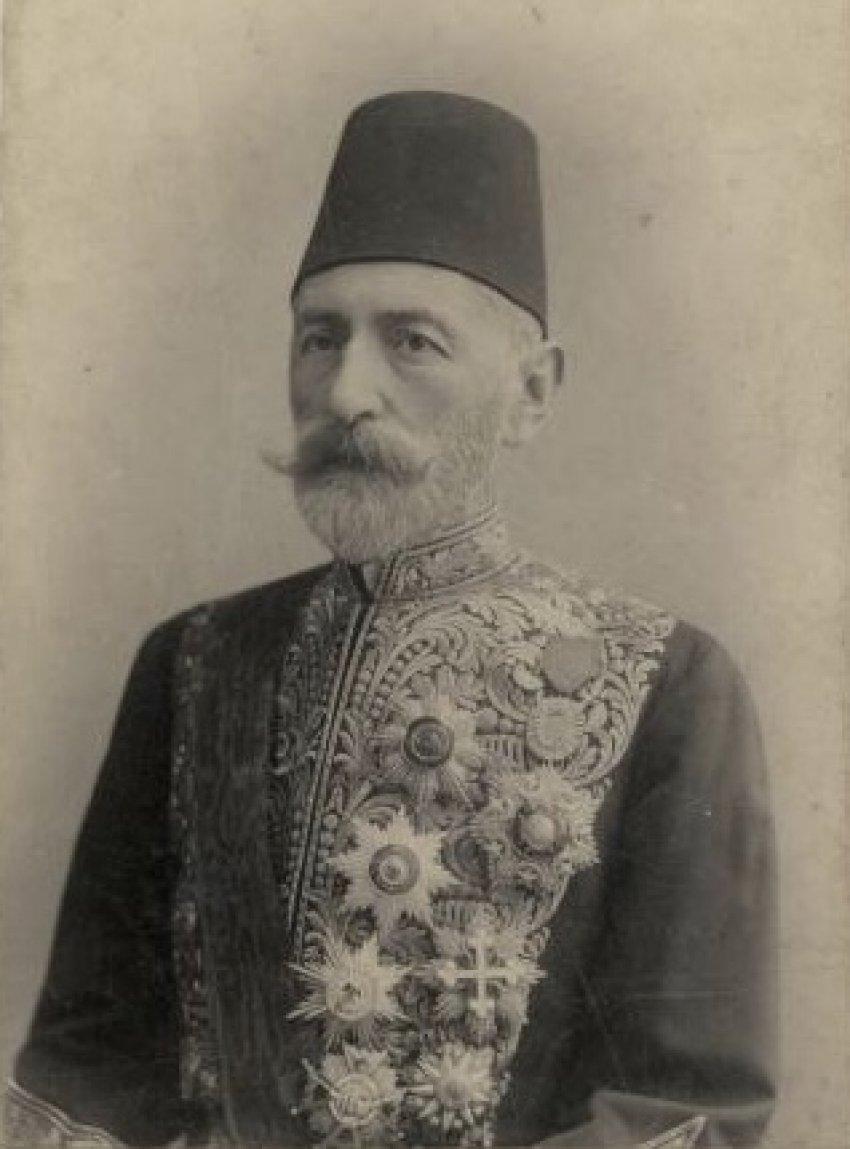 La France (1914) / Intervista ekskluzive me Turhan Pashën, ministrin e Punëve të Jashtme dhe presidentin i Këshillit të Ministrave të Shqipërisë