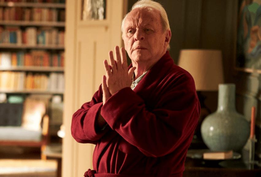 """Oskar 2021/ 83 vjeçari Anthony Hopkins merr çmimin e Aktorit më të Mirë në filmin """"The Father"""""""