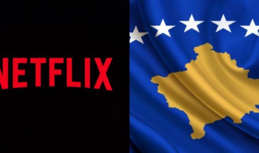 Kosova futet në listën e shteteve në platformën Netflix
