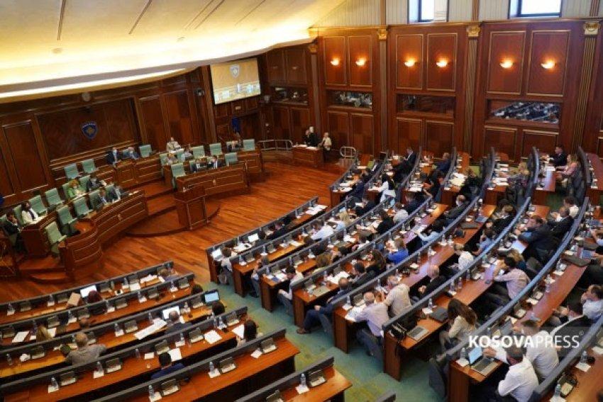 Dështon votimi për themelimin e institucionit të Operës  mungojnë deputetët në seancë