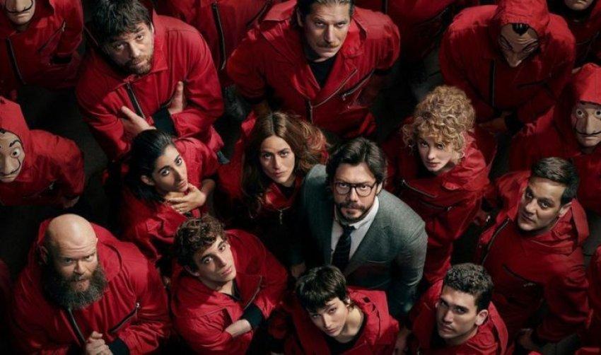 """Del traileri i pjesës së dytë të sezonit të 5-të, çfarë pritet të ndodh te """"La Casa De Papel"""""""