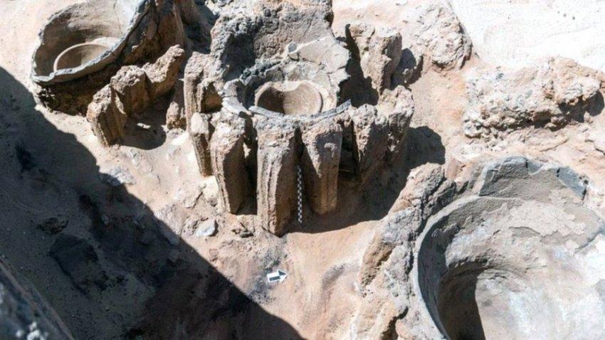 Në Egjipt zbulohet një fabrikë e birrave e vjetër mbi 5000 vjet