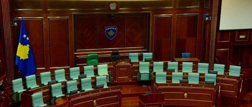 Kandidatët e PDK-së dhe LDK-së që kanë siguruar ulëse në Kuvend