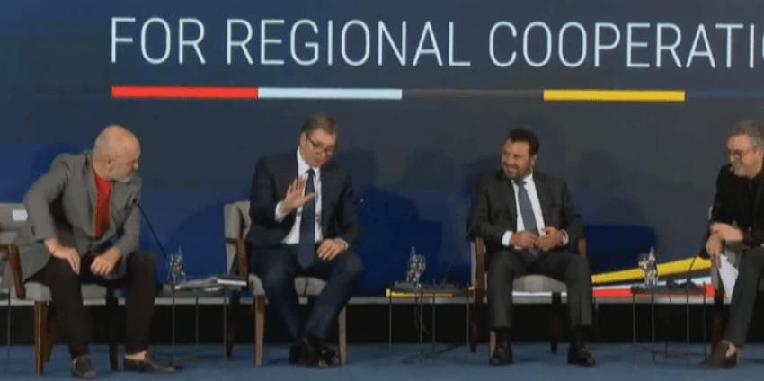 Rama ia kujton Vuçiqit njohjen e Kosovës, ja çfarë thotë ai