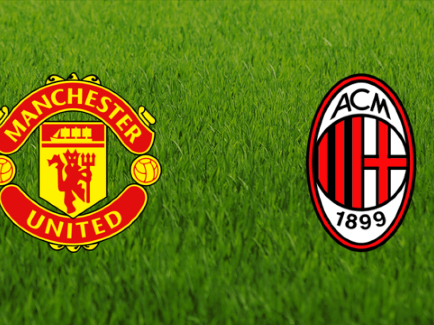 Formacionet e mundshme, Manchester United – Milan