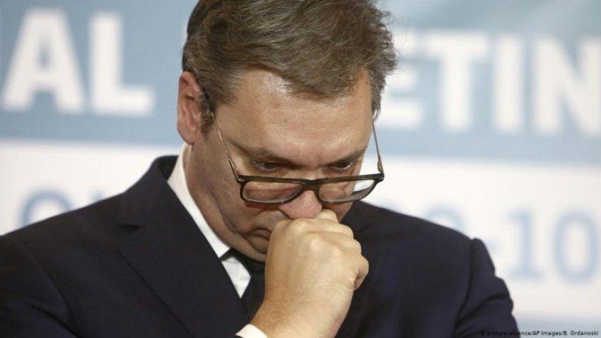 Vuçiq me mosnjohje po e rrit pazarin në dialog