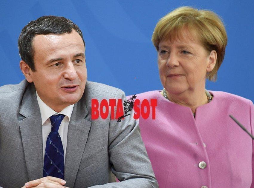 A do të jetë hapi i fundit i Merkel para largimit –zgjidhja e çështjes së Kosovës