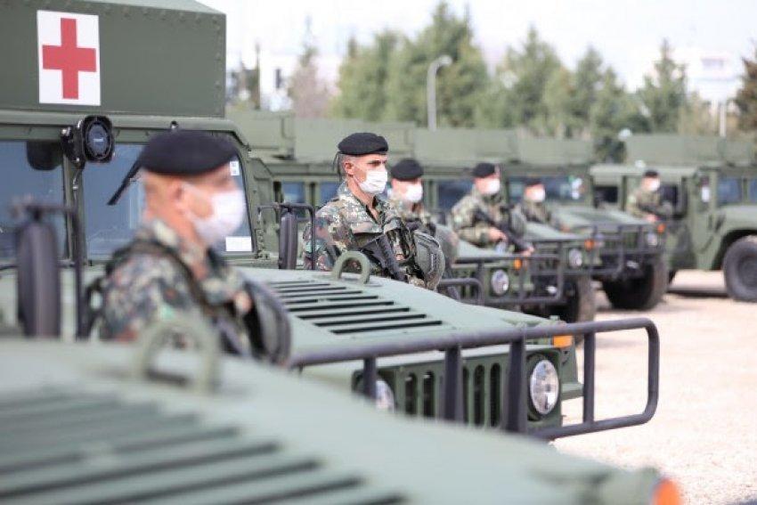 Stërvitja më e madhe ushtarake nga 4 maj deri më 9 qershor në Shqipëri