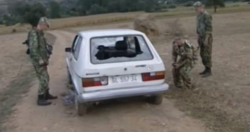Pamje të rënda: Momenti kur rusët vrasin tre serbë në mes të Kosovës