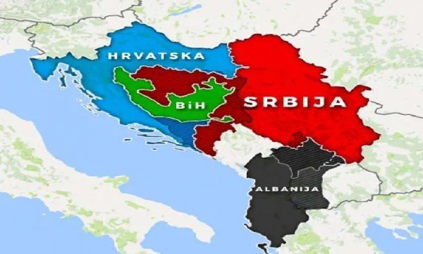 Përse ndryshimi i kufijve në Ballkan është një 'bekim' për Serbinë