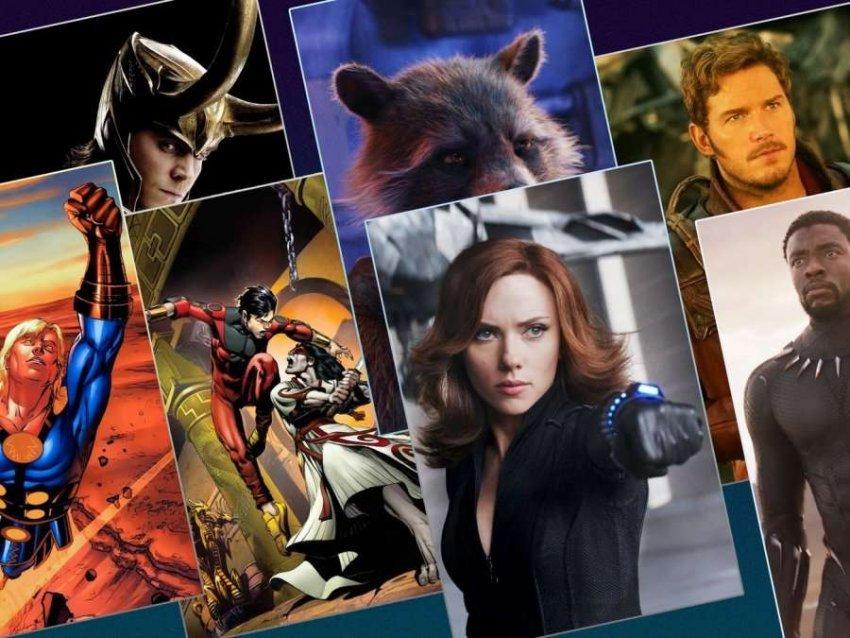 """Studioja """"Marvel"""" konfirmon datat e lansimit të filmave të tyre hit"""