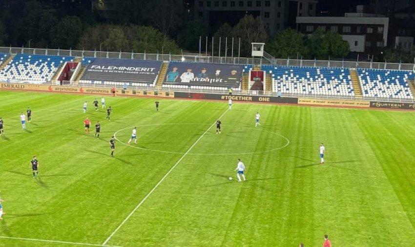 Finalja e madhe e Kupës së Kosovës, ky është rezultati i pjesës së parë
