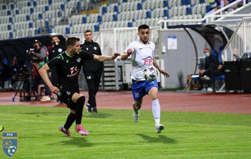 Finale drithëruese, Llapi fiton Kupën e Kosovës